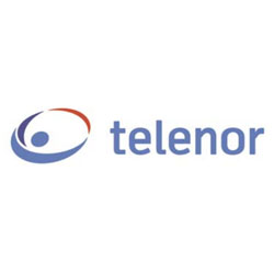 Telenor old logo