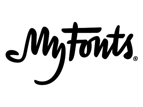 MyFonts logo