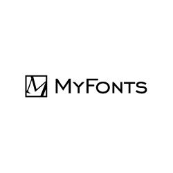 MyFonts old logo