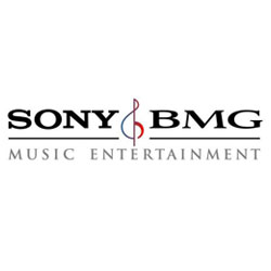 sony music BMG old logo