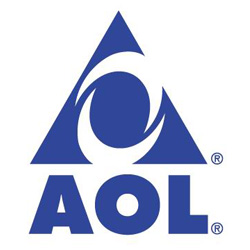 aol old logo