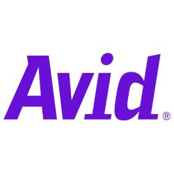 avid old logo