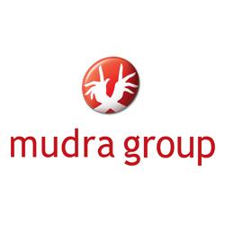mudra old logo