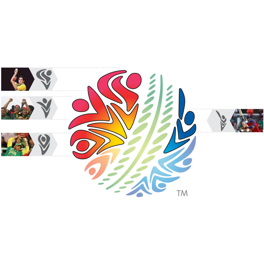 Logo logic ICC CWC 2011