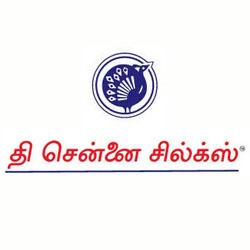 The Chennai Silks logo