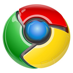 chrome old logo