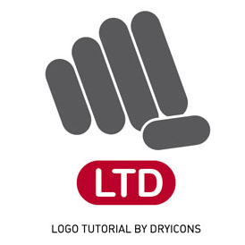sample logo Dryicons